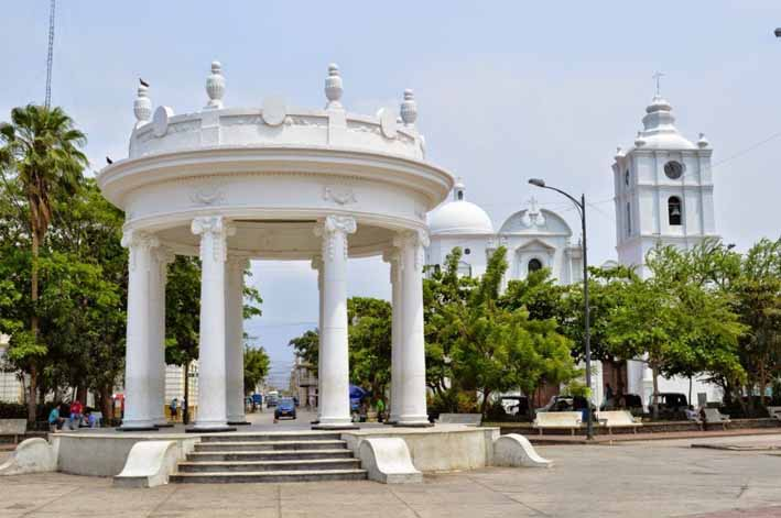 La antorcha llegará hoy al territorio del Magdalena, más exactamente a la población de Ciénaga.