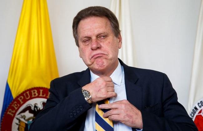 Ramón Jesurúm es acusado de recibir sobornos