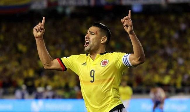 Radamel Falcao espera seguir aportando sus goles a la selección colombiana.