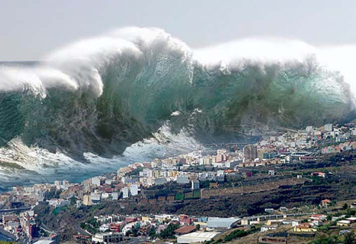 Ejercicio internacional de alerta de Tsunami