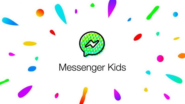 Facebook Messenger Kids.