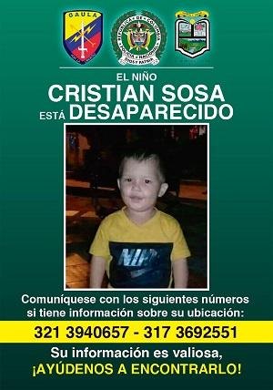 09judilo7 - Menor de 2 años, se encuentra desaparecido.