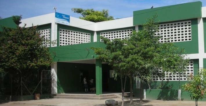 Institución Educativa Distrital El Pando.