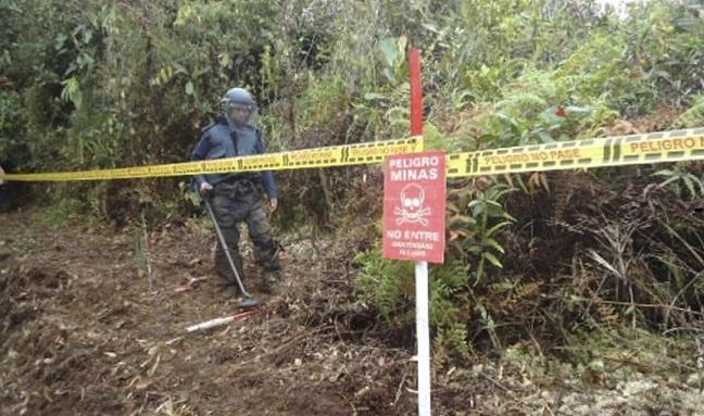 En 2018 aumentaron las víctimas de minas antipersona, advierte informe