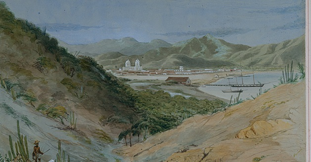 Santa Marta 1843-Edward Walhouse Mark