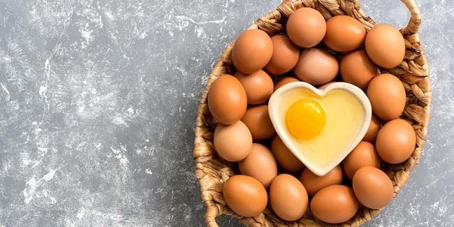 México es el país que presenta mayor consumo de huevo.