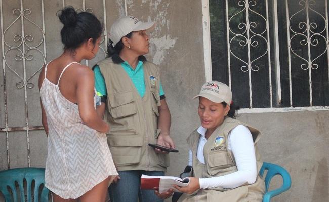 Distrito de Riohacha intensifica esfuerzos para aplicar la ...