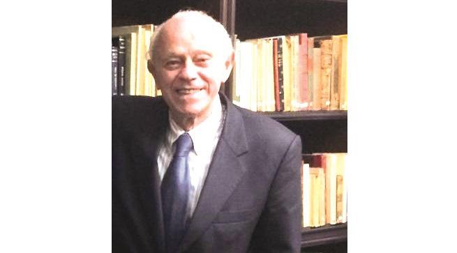José Antonio Lacouture Dangond, autor de la obra.