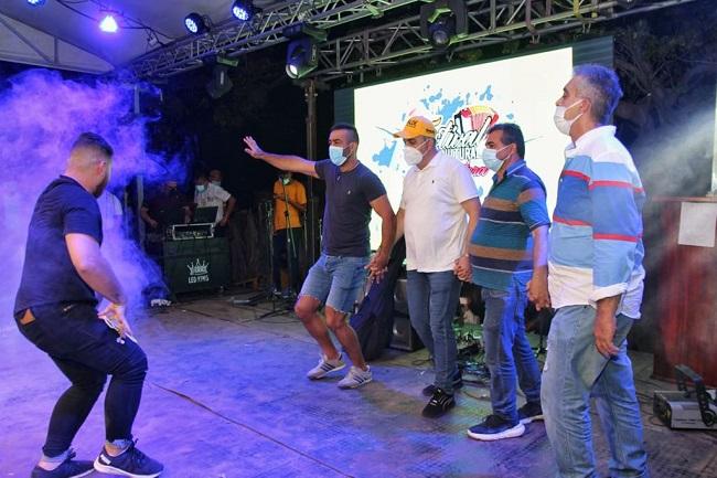 Majestuosa noche de clausura del Festival Intercultural de La Frontera en Maicao - Noticias de Colombia