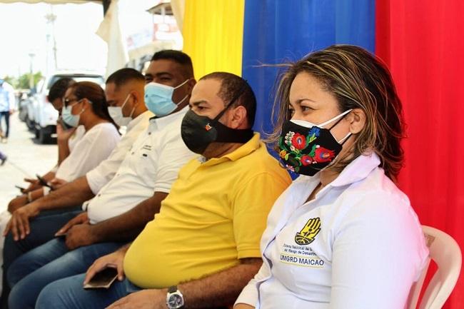 En Paraguachón autoridades homenajearon los símbolos patrios | Noticias de Buenaventura, Colombia y el Mundo