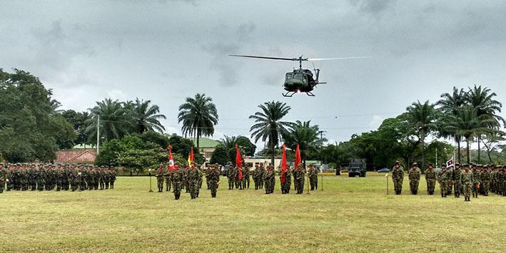 Cuarta División del Ejército consolidó la seguridad en el Meta y ...