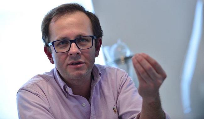 Exministro colombiano Andrés Felipe Arias.
