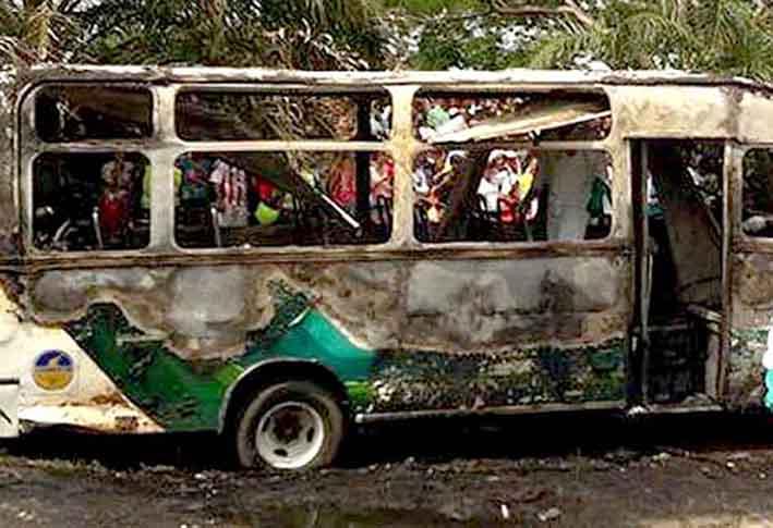 El accidente se registró el 18 de mayo de 2014 en el municipio de Fundación, Magdalena