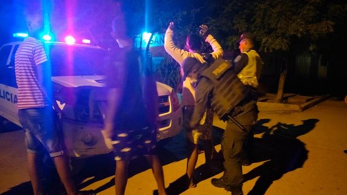 En San Sebastián, policía y alcaldía le hacen frente a la delincuencia desplegando un comando situacional - Noticias de Colombia