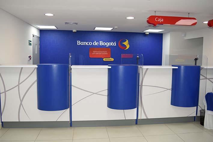Banco de bogot ampl a su cobertura en santa marta for Banco de bogota
