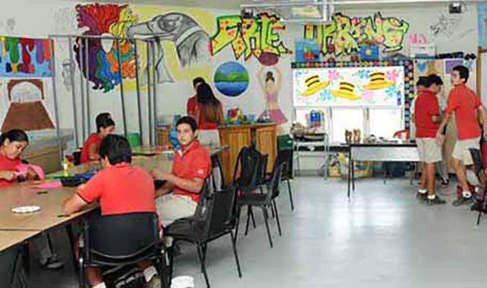 El Bureche School ocupó el primer puesto entre las instituciones de la ciudad, dentro del Ranking nacional, con un resultado de 8,7, puesto 388 en media.