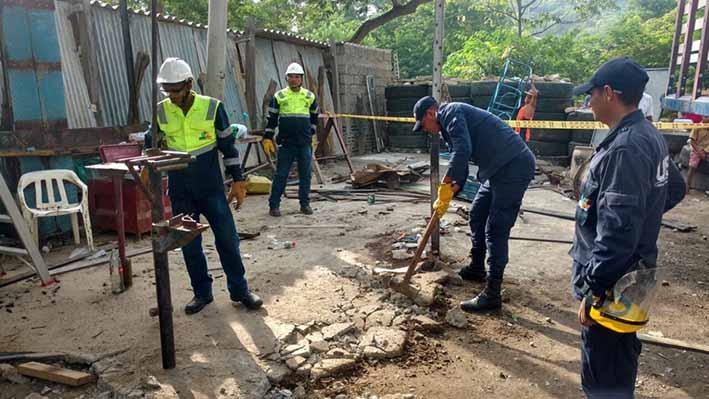 Alcaldía recupera 3.900 metros  cuadrados de espacio público