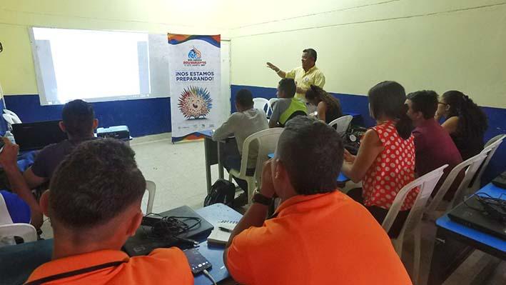 Samarios podrán ser jueces en competencias de Juegos Bolivarianos