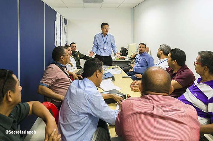 Reubicación de los vendedores de la Campo Serrano está en proceso