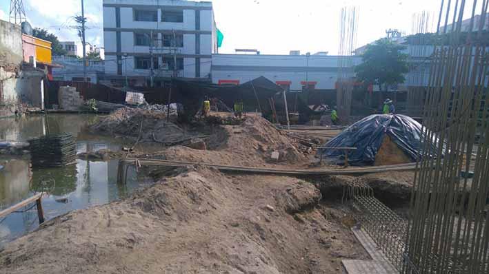 Proyecto del Teatro Santa Marta será reestructurado por nivel freático