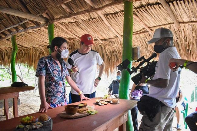 Santa Marta presenta su oferta turística a periodistas nacionales | Noticias de Buenaventura, Colombia y el Mundo