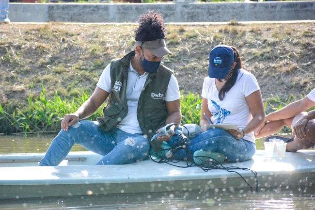 Dadsa y Mundo Marino unidos por el bienestar del humedal del Parque del Agua - Noticias de Colombia