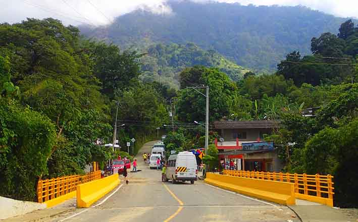 Levantan restricciones de ingreso a Minca y Ciudad Perdida tras debilitamiento de 'Harvey'