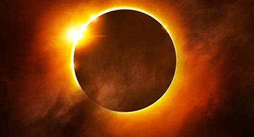 Las horas e intensidad con que se verá el eclipse en Colombia