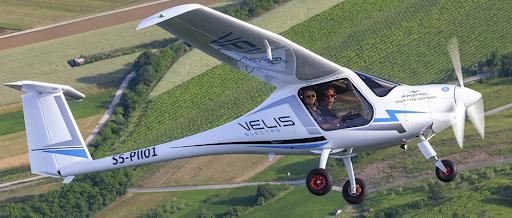 El primer avión eléctrico certificado comienza a volar en Suiza
