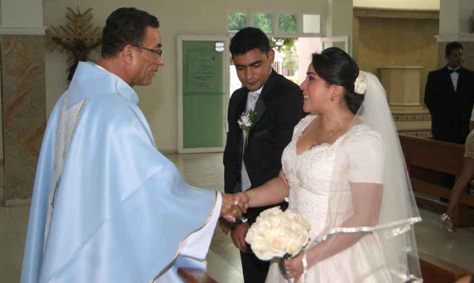 casado novia por correo golondrina