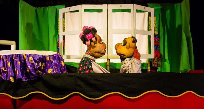 Teatro para Adultos Mayores - TEATRO GENERADOR DE NUEVA