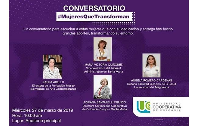 036b94ebe76 No faltes a la Exposición de Arte Mujeres Transformadoras!
