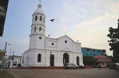 Catedral de Nuestra Señora de la Candelaria, sede de la Diócesis de El Banco. (Foto: Tripadvisor)