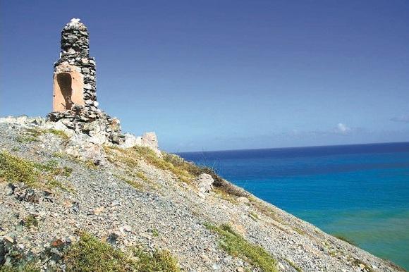 Pilón de Azúcar en el Cabo de la Vela.